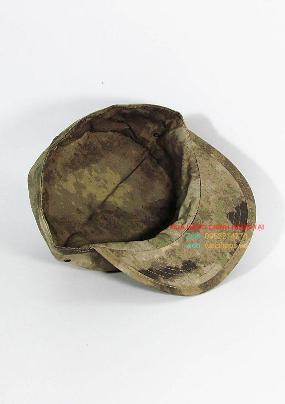 Phía trong nón