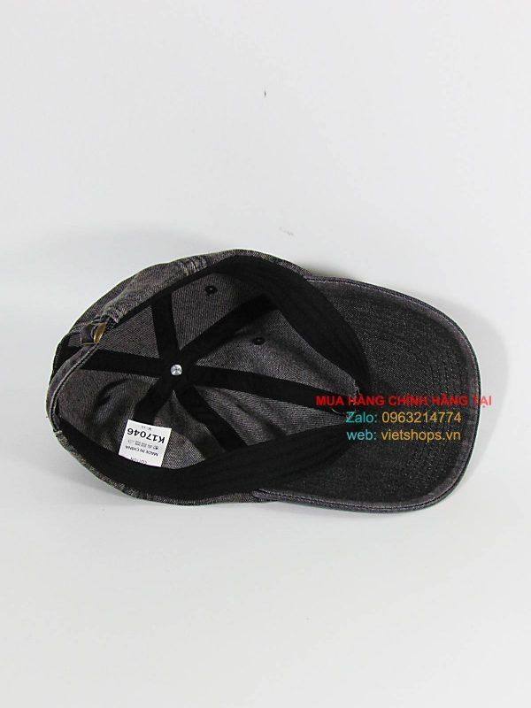 Bên trong nón